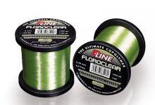 P-Line Vlasec Floroclear Zelený 1000 m-Priemer 0,36 mm / Nosnosť 16,51 kg