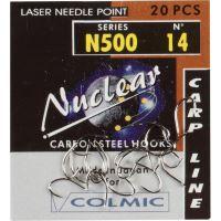 Colmic háčik Nuclear N500 20ks-Veľkosť 10