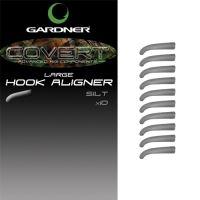 Gardner Rovnátka Na Háčik Covert Hook Aligner Small-Green
