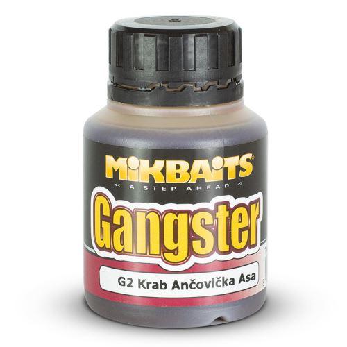 Mikbaits dip Gangster G2 Ančovička&Krab&Asa 125 ml