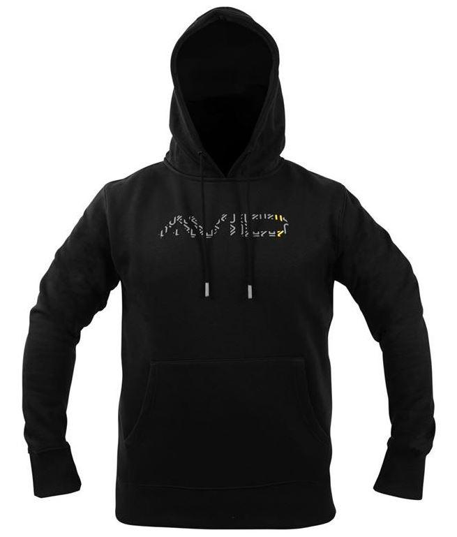 Avid carp mikina black hoodie - xl