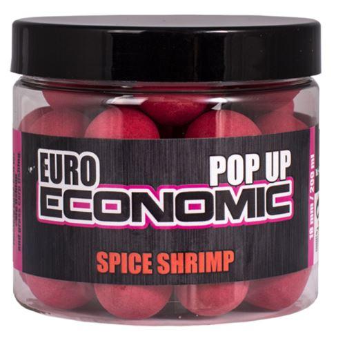 LK Baits Pop-up Euro Economic Spice Shrimp 18 mm 200 ml