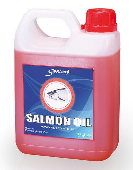Sportcarp lososový olej - 1 l