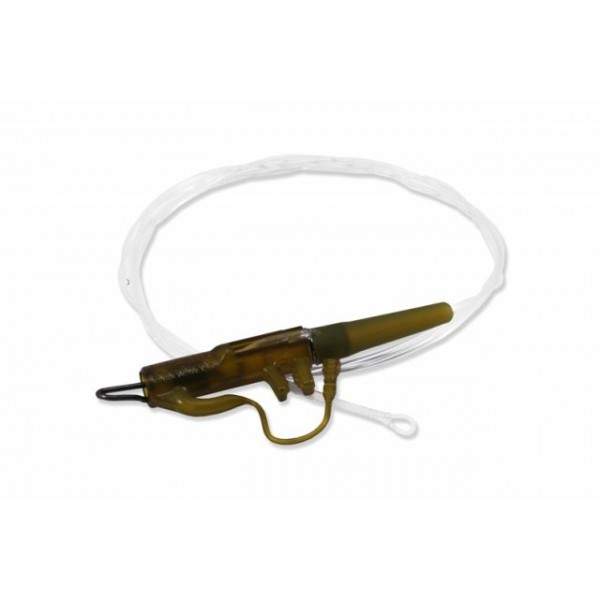 Carp ´r´ us snag clip system - hotová montáž 50lbs-silt