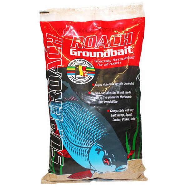 Mvde krmítková zmes superroach - 1 kg
