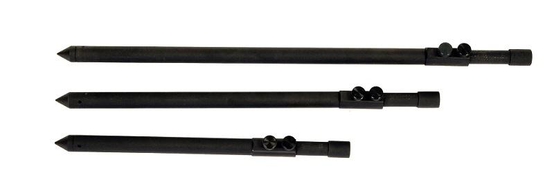 Rod hutchinson vidlička euro banksticks black-dĺžka 40 cm