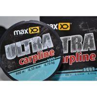 Maxxo Vlasec Ultra Carpline 600 m-Priemer 0,28 mm / Nosnosť 7,65 kg / Farba AQUA