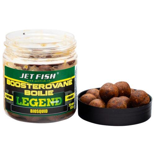 Jet Fish Boosterované Boilie Legend Range Biosquid 250 ml