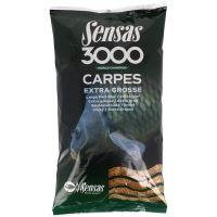 Sensas Kŕmenie Carpes 3000 1 kg - Kapor Hrubý