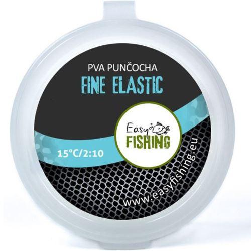 Easy Fishing PVA Pančucha Elastic Fine Náhradná Náplň 25 m 25 mm