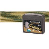 Anaconda pletená šnúra Camou Skin 10 m Camo-Nosnosť 25lb
