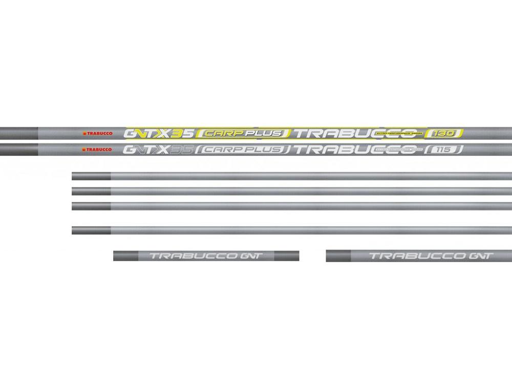 Trabucco pretekárska delička gnt x35 carp plus 13 m 8 dielov