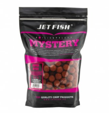 Jet fish boilie mystery super spice-220 g - 16 mm