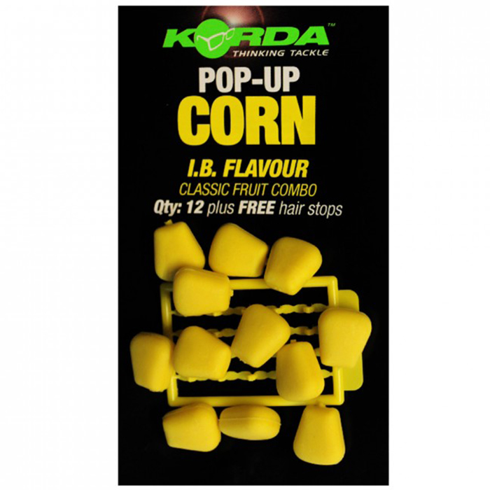Korda umelá kukurica pop up corn-ružová ovocie-oliheň