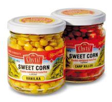 Chytil Kukurica Sweet corn 120 g-Príchuť Jahoda