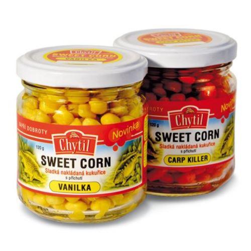 Chytil Kukurica Sweet corn 120 g