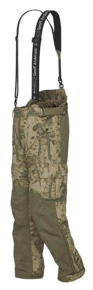 Geoff anderson nohavice urus 5 leaf maskáč - veľkosť xxxxl