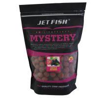 Jet Fish Boilie Mystery Jahoda Moruše 24 mm 1 kg