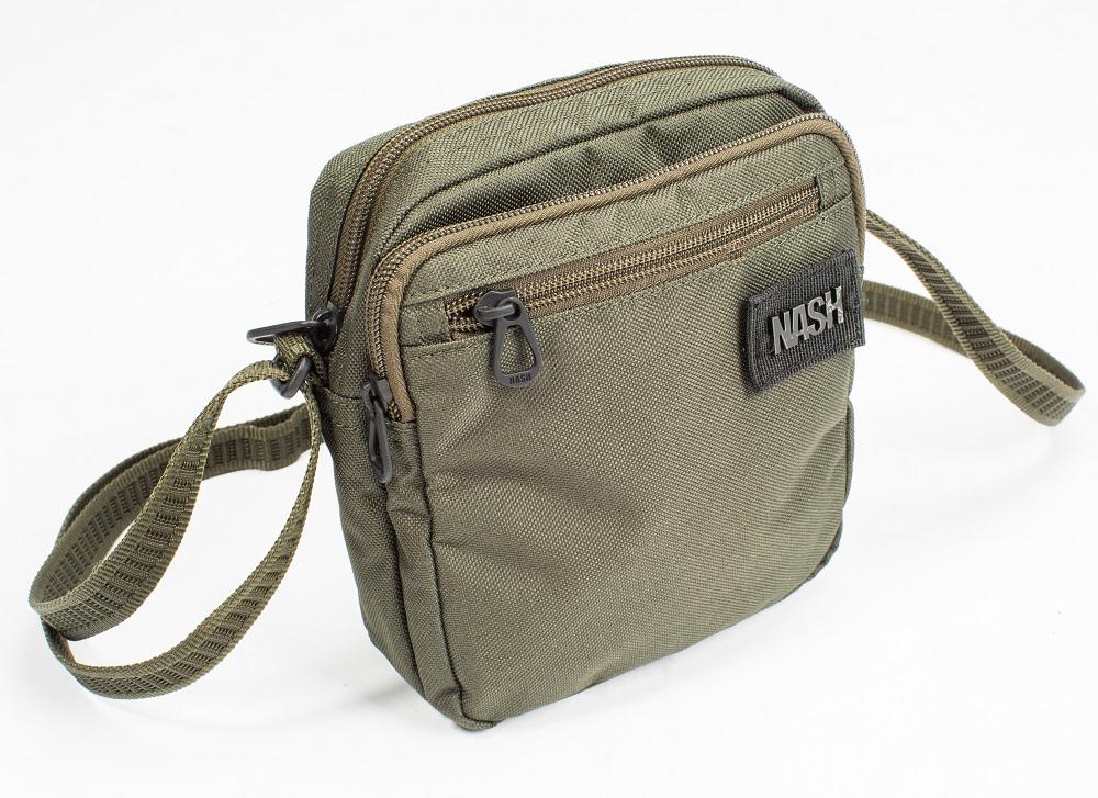 Nash púzdro na doklady security pouch large