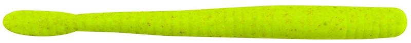 Berkley gumová nástraha dážďovka gulp fry chartreuse-7 cm