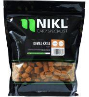 Nikl pelety Devill Krill-3mm 1kg